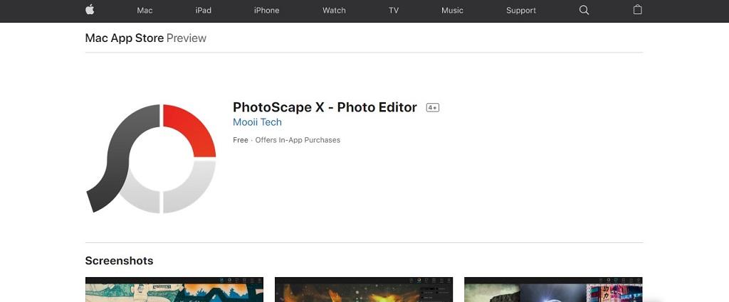Descargar photoscape gratis para mac en español